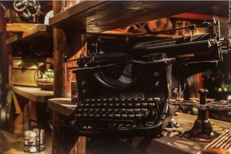 Nostalgia of Iron and Wood! by Aziz Nasuti on 500px