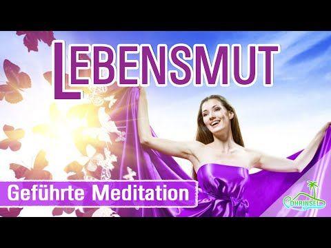 Geführte Meditation: Selbstliebe   Liebe zulassen   Öffne dein Herz-Chakra - YouTube