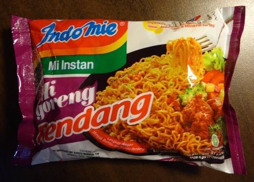 #715 Indomie Mi Goreng Rendang (Indonesian Import)