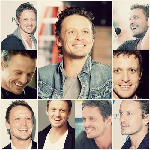 OMG THAT SMILE. Sebastian - Revolution (David Lyons)