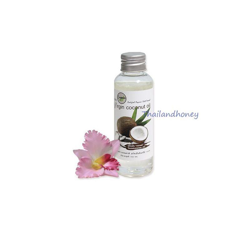 Натуральное нерафинированное кокосовое масло Virgin coconut oil холодного отжима из Таиланда. Кокосове масло применяется для смягчения и увлажнения сухой кожи тела и лица, для профилактики и лечения солнечных ожогов.http://thailandhoney.ru/home/1275-nerafinirovannoe-kokosovoe-maslo-virgin-coconut-oil-100-ml.html