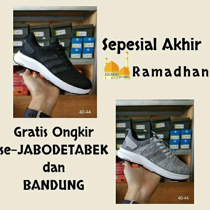 Ramadhan Sale Sepatu Adidas Kualitas Import Harga Rp 279 000 Nsaadidas B E R L A K U S A M P A I T A N G G A L 3 1 With Images Sneakers Ramadhan La Gi