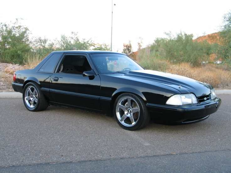 black foxbody mustang I have one just like this going to my son Preston