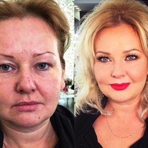 Искусство макияжа — подб…