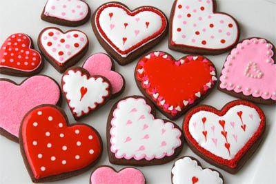 valentine treats round-upValentine'S Day, Valentine Cookies, Sugar Cookies, Cookies Decor, Chocolates Rolls, Heart Cookies, Chocolates Cookies, Cookies Recipe, Rolls Cookies