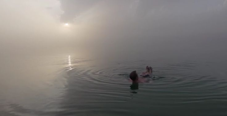 Dead Sea #Swimming. In this update Team Outpost Jordan checks out the #legendary #mosaics of #Jordan and goes for a #float in the dead sea.