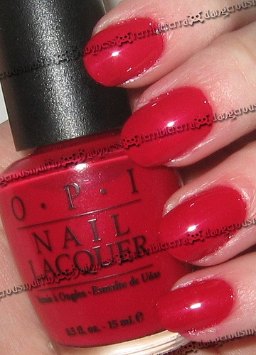 23 Best Berry Rose Red Nail Polish Swatches Images On Pinterest Red Nail Polish Red Nails And
