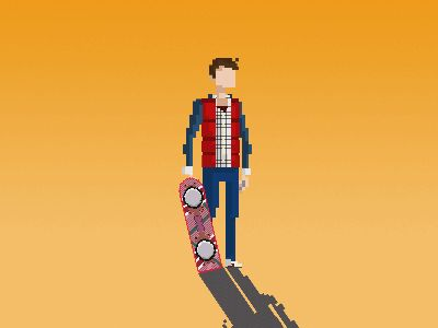 66 best images about back to the future   art on pinterest