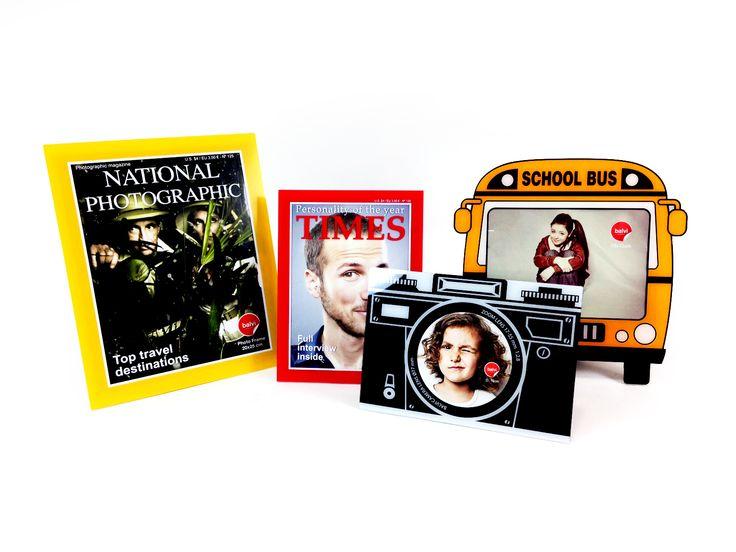 ¿Te gustan nuestros marcos de fotos originales? Seguro que hay alguno que encaja perfectamente en tus mejores fotografías. http://www.cosasderegalo.com/escaparate/marcos-de-fotos-originales-destaca-tus-mejores-recuerdos