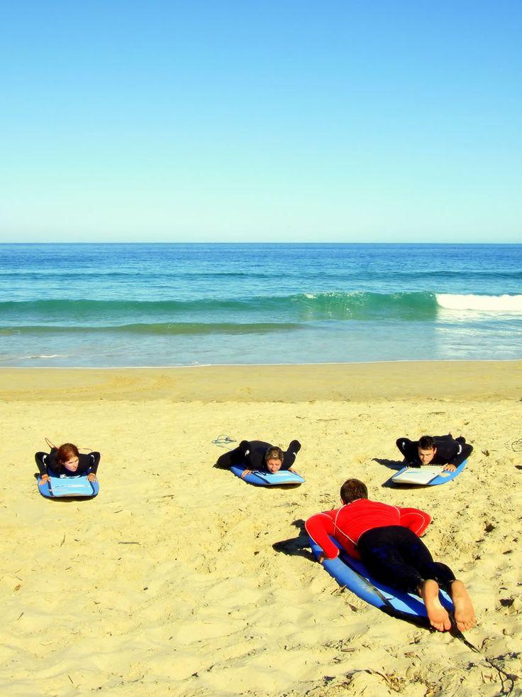 Learn to #surf in  #plett #plettitsafeeling #bucketlist