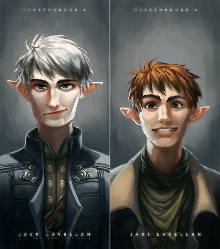 Dragon Age Inquisition Character Design Ideas : Dragon age inquisition jack and jaki by tinhan