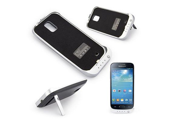Bateria Externa Carcasa Cargador Estuche Samsung Galaxy S4 - Compranet Comercio Electronico S.A.S
