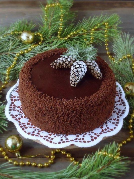 Шоколадный торт с курагой - рецепт - как приготовить - ингредиенты, состав, время приготовления - Леди Mail.Ru