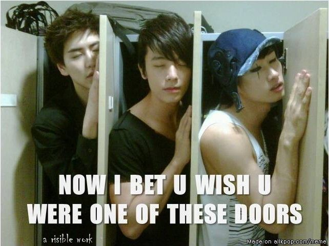 These doors... TT.TT