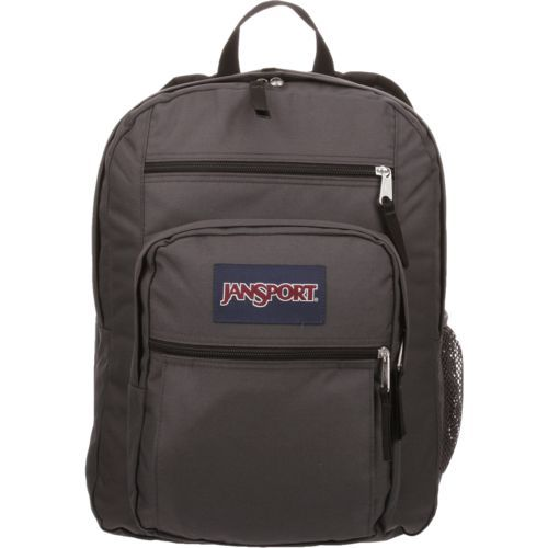 JanSport Big Student Backpack Dark Gray - Backpacks at Academy Sports