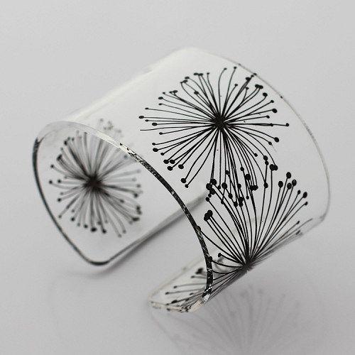 Bangle FLUFF dandelion