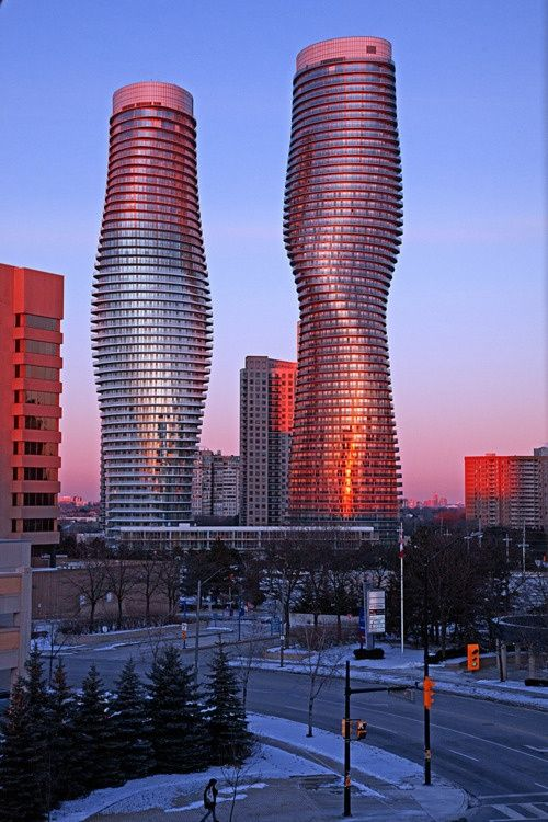Absolute towers ontario canada interesting houses and for Absolute towers