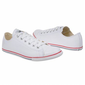 Athletics Converse Men's All Star Slim Ox White Shoes.com