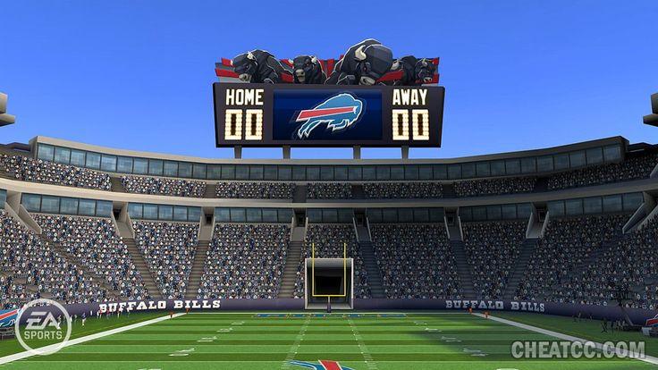 Image result for NFL scoreboards madden Nfl scoreboard