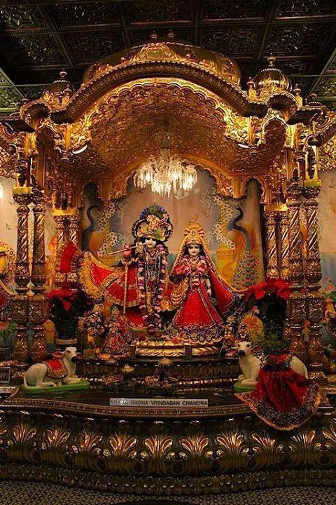 THE DEITIES OF NEW VRINDAVANA JUST GOT MORE BEAUTIFUL! (ALBUM 79 PHOTOS) One of Srila Prabhupada's most cherished desires was to estab...