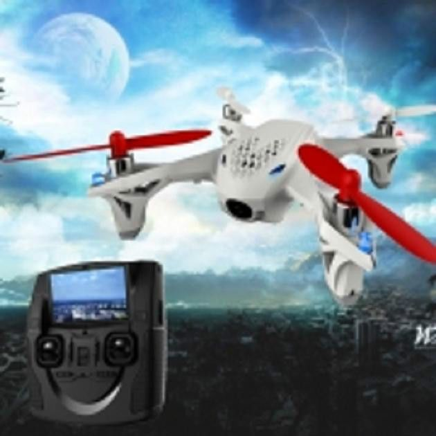 NEW MINI HUBSAN H107D FPV X4 5.8G 4CH 6 AXIS RC QUADCOPTER RTF (MODE 2) #Hubsan