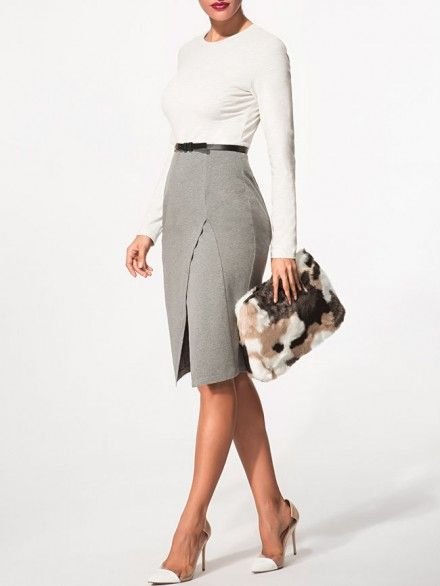 women bodycon dress  Crew neck Split belt  want to be looking a women fashion style with a sexy like these women bodycon dress   then you must buy this women sexy bodycon dress