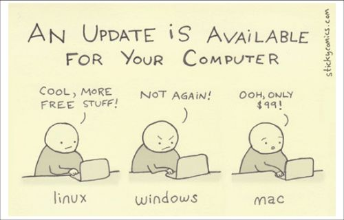ROFL! An Update is Available For Your Computer