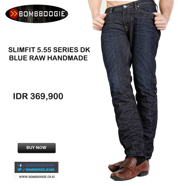 This Slim Fit Denim Jeans match with you shirt for tonight bro IDR 369,900 >> http://ow.ly/vn0am