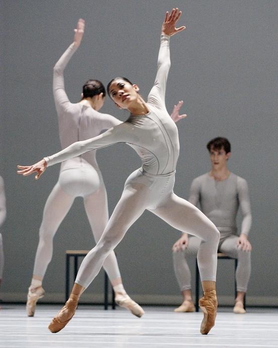 Het Nationale Ballet, Amsterdam, The Netherlands - The Second Detail. Ph: Angela Sterling