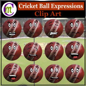 cricket ball emojis