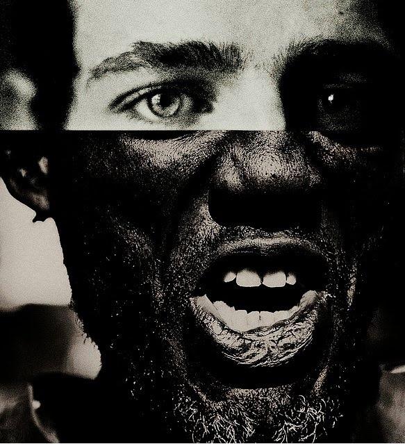Faces by Brett Walker / repinned on toby designs
