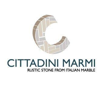 CITTADINI #MARMI rappresenta una vera realtà storica nel campo della lavorazione dello spaccato rustico. Realizzato il #Logo e #BrandIdentity.