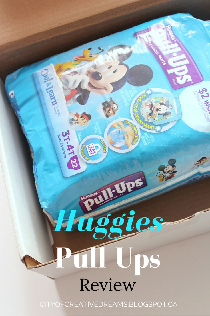 huggies cool and learn pull ups review http://cityofcreativedreams.blogspot.ca/2016/01/huggies-pull-ups-review.html