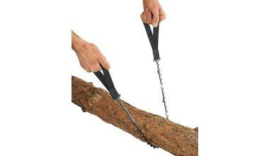 ULTIMATE SURVIVAL TECHNOLOGIES SABERCUT™  SAW http://www.cabelas.com/product/Camping/Knives-Tools/Saws-Axes-Shovels%7C/pc/104795280/c/104740380/sc/104553180/Ultimate-Survival-Technologies-Sabercut8482-Saw/717200.uts?destination=/catalog/browse/camping-knives-tools-saws-axes-shovels/_/N-1100731/Ns-CATEG=10=AFF_id=k244266