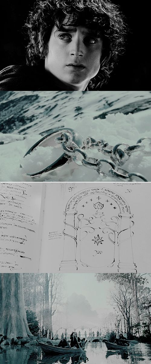 History became legend. Legend became myth. And for two and a half thousand years, the ring passed out of all knowledge. #lotr
