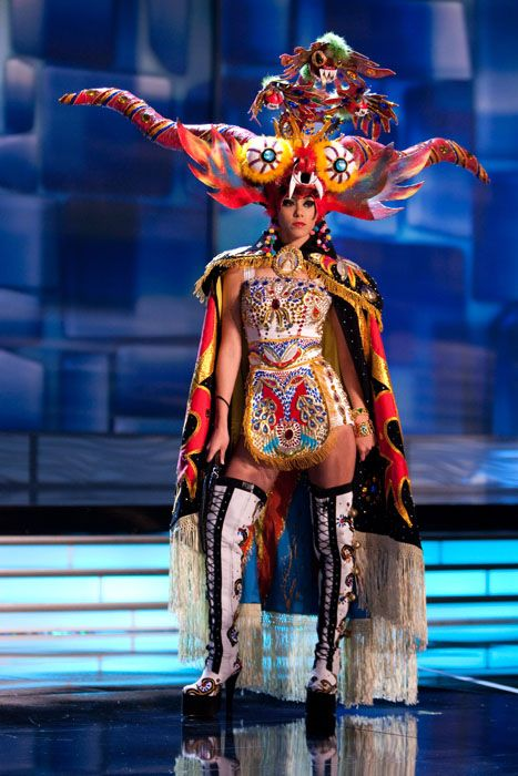 Miss Perú rechaza la invitación del presidente de Bolivia, Evo ...