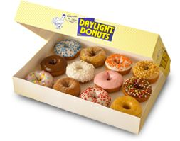 Welcome to Daylight Donuts! 333 S Minnesota Ave, Sioux Falls, SD 57104