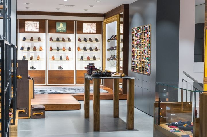 BROGUE Shue Store by MAGMA Vision d'Espace & Design, Geneva – Switzerland » Retail Design Blog