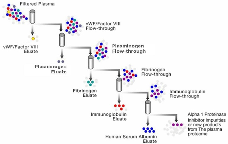 PPPS - Plasma Protein Purification System