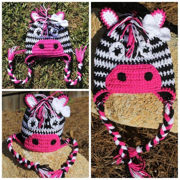 1000+ ideas about Crochet Zebra Pattern on Pinterest ...