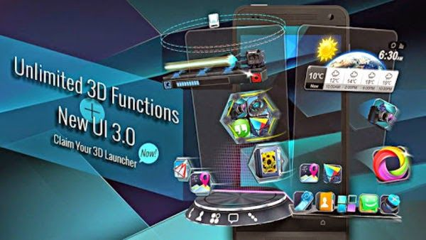 Next Launcher 3D Shell Lite 3.12 APK - http://apk.blueicegame.com/next-launcher-3d-shell-lite-3-12-apk/