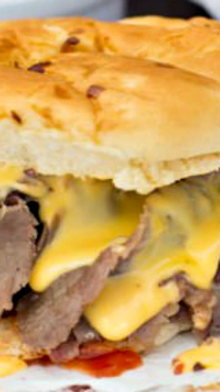 Arby's Beef n' Cheddar Copycat Recipe ~ just like the original and easy to make!