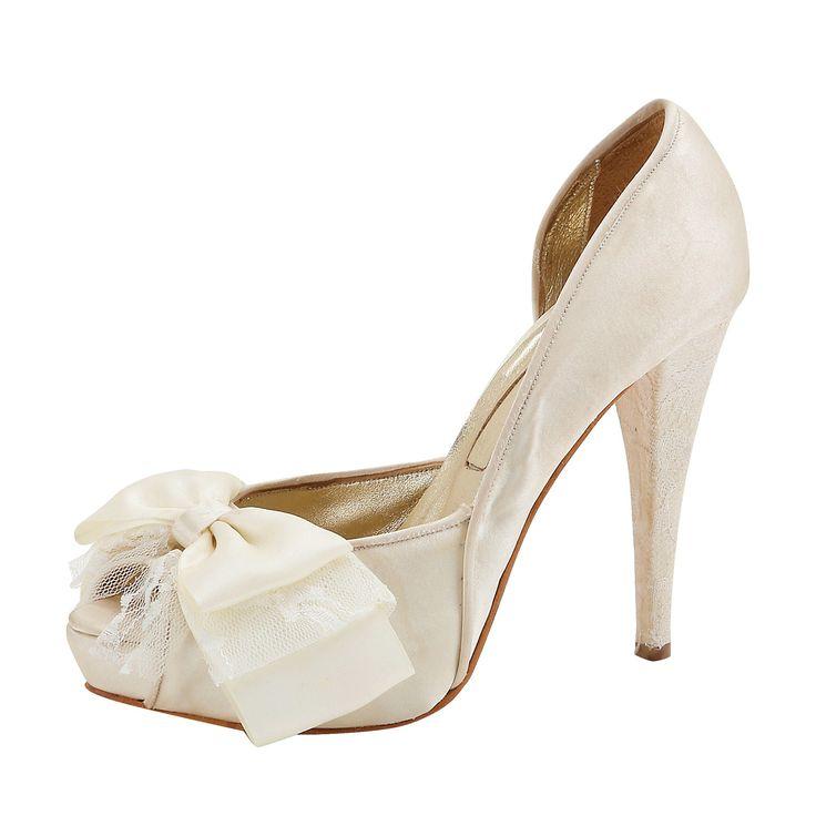 Νυφικά Παπούτσια - wedding shoes - Products - Divina.com.gr
