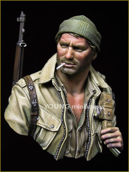 US PARATROOPER WWII 17th Airbone Division • Ver Tema - Novedades Young Miniatures