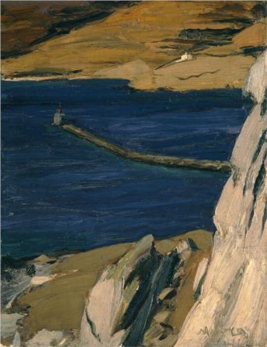 The Lighthouse - Nikolaos Lytras