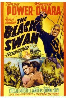 The Black Swan (1942) Poster