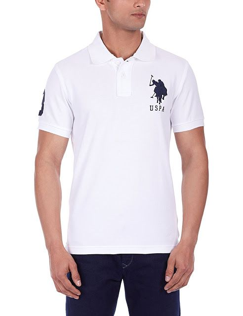 NimbleBuy: US Polo Assn T-shirt(BEST BUY)