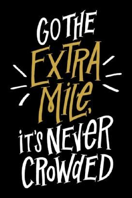 Go the extra mile...it's never crowded - terrific talent development initiatives at Spectrain: http://www.spectrain.co.uk/?s=talent