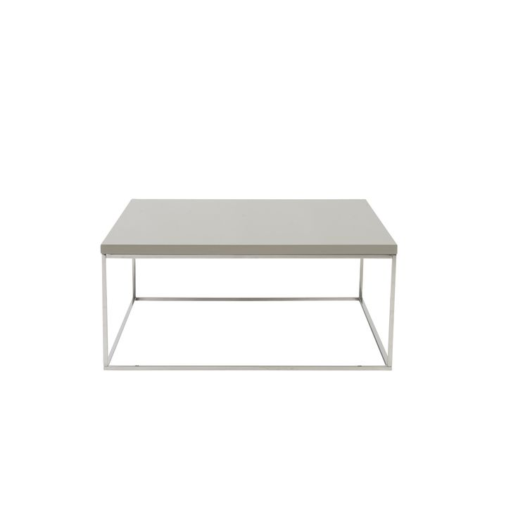 Radius Taupe Square Modern Coffee Table By Bdi: 25+ Best Ideas About Square Coffee Tables On Pinterest