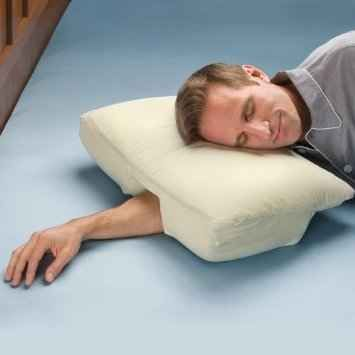 Multi-Position Pillow   12 Totally Obvious Inventions You Wish You Thought Of First